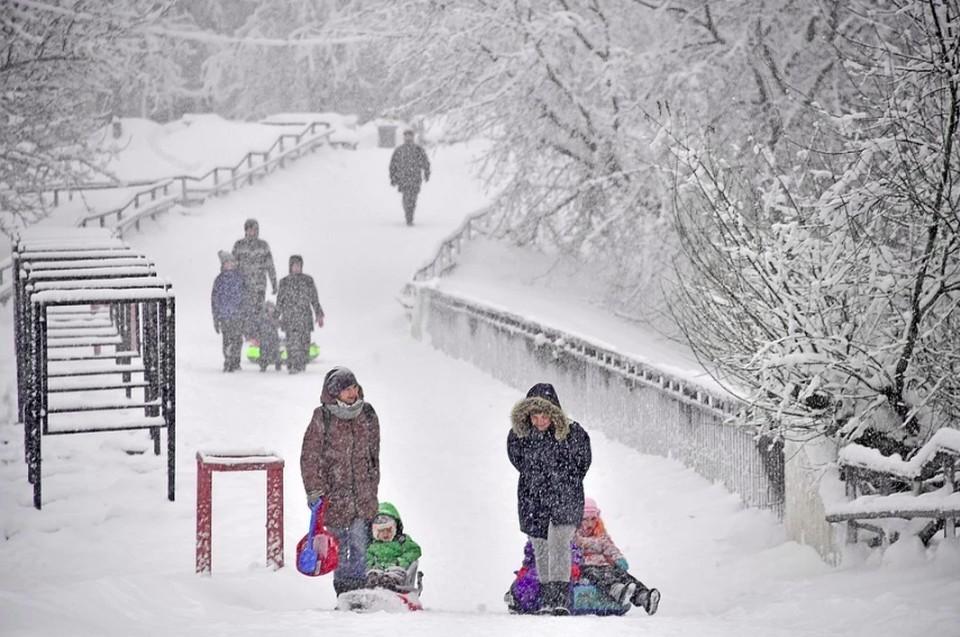 Экстренное предупреждение: В Нижегородской области ожидаются аномальные морозы