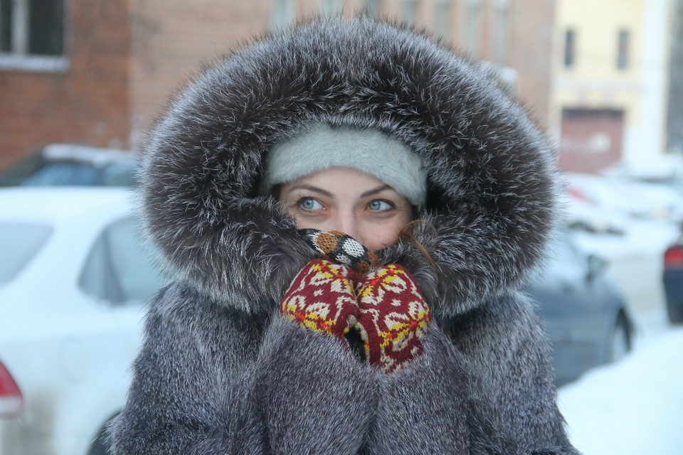 Похолодание обещает быть сильным и затяжным.