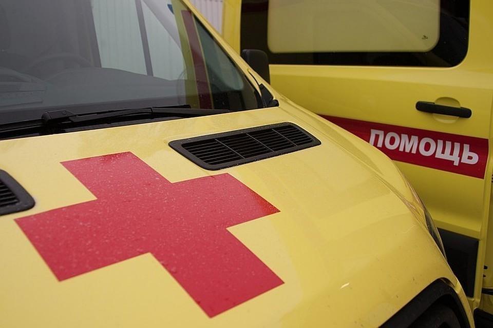 В ДТП пострадали водитель «Ауди» и пассажирка «Фольксваген Поло».