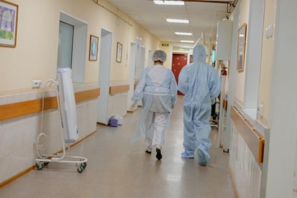 77-летний пациент с коронавирусом умер в Кузбассе