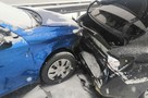 Сразу 11 машин столкнулись во время снегопада под Владивостоком