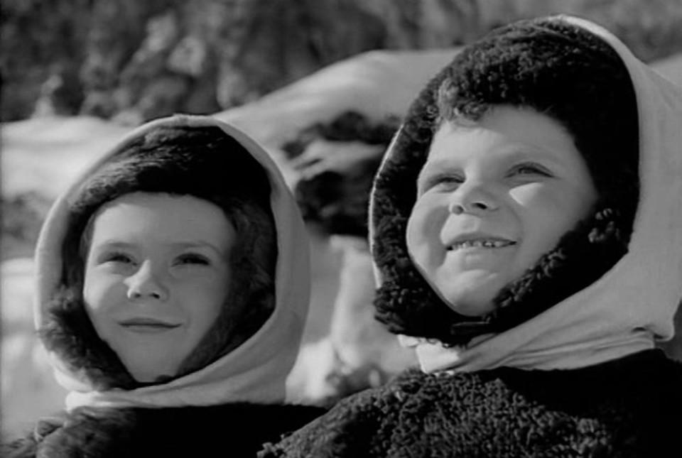 """Картина """"Чук и Гек"""" была снята в 1953 году"""
