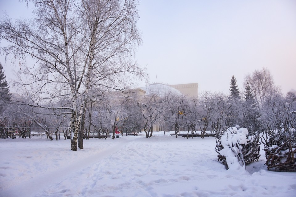 Рассказываем, какой будет погода в Новосибирске.