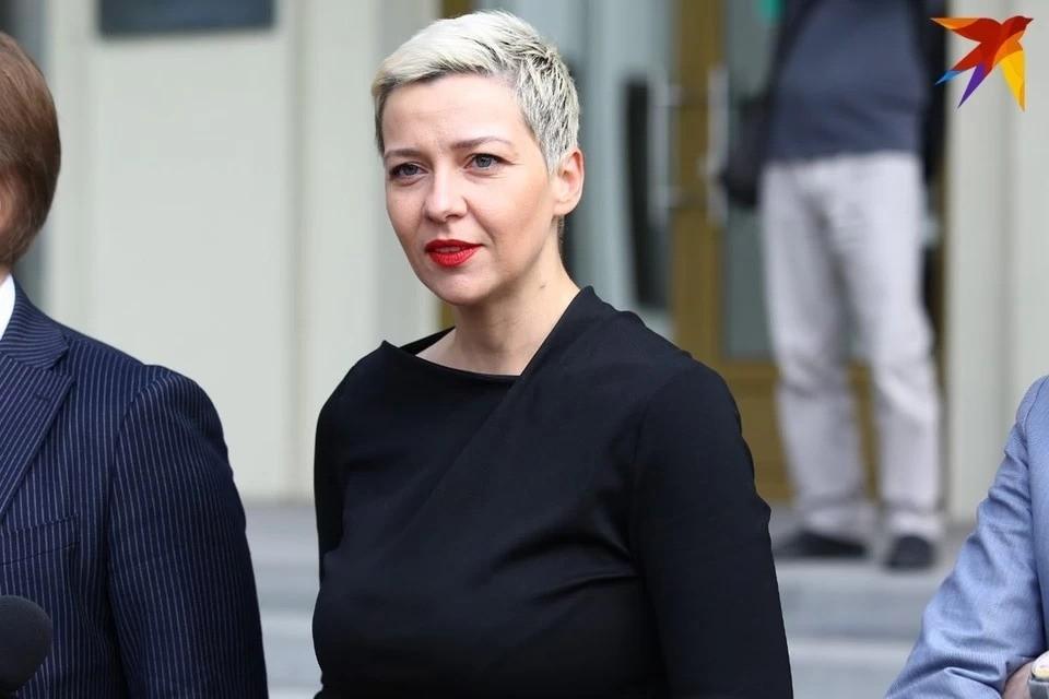 Марию Колесникову задержали 8 сентября