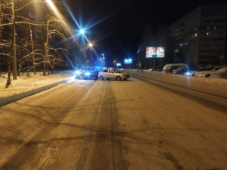 Фото: ГИБДД по Сыктывкару