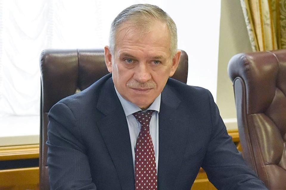 Юрия Мокренко 12 января уволили с должности заместителя губернатора.