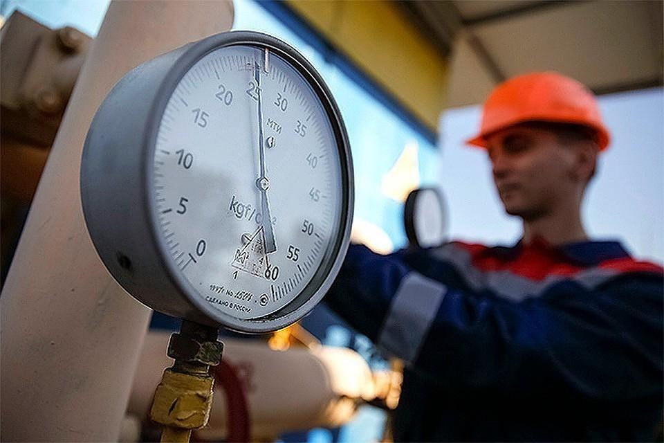 Транзит российского газа через Украину сократился до минимума