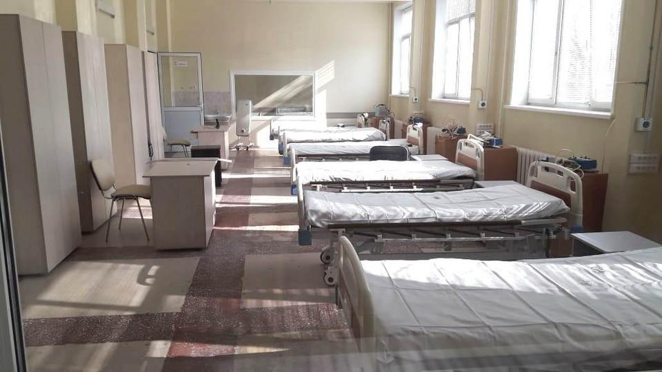 Жалобы на инфекционные госпитали в Амурской области поутихли, но надолго ли? Фото: правительство Амурской области