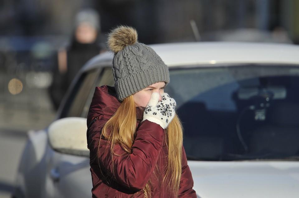 В Омскую область возвращаются сильные морозы.