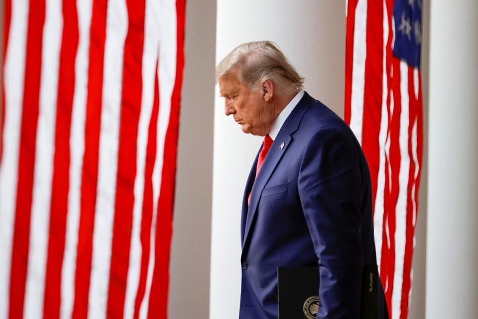 Дональд Трамп единственный президент США, которому импичмент объявляли дважды. Фото: Reuters.