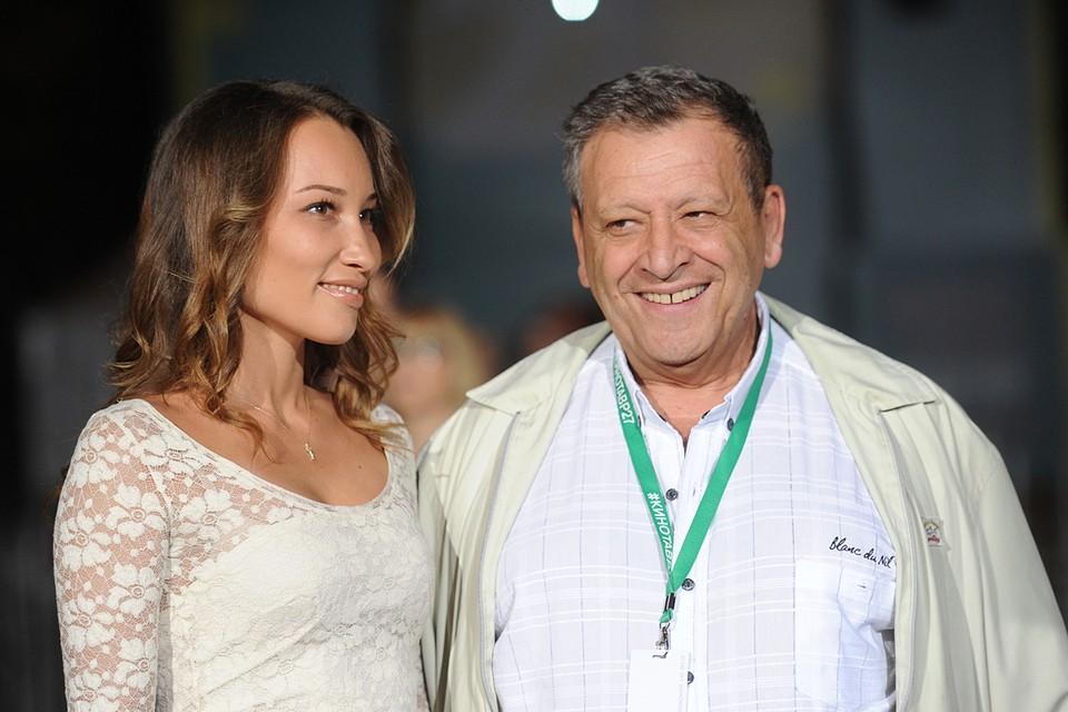 Борис Грачевский с супругой Екатериной Белоцерковской.