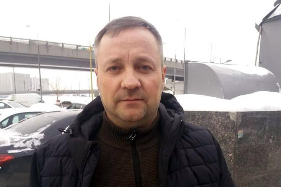 За рулем автобуса был 42-летний водитель Василий Вдовин.Фото: пресс-служба АО «Мострансавто»