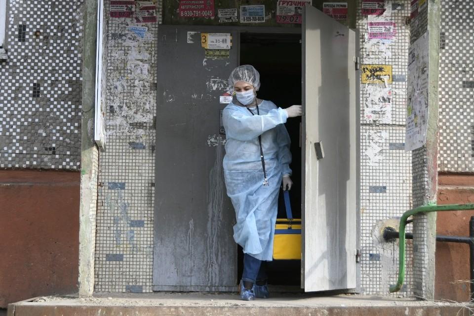 Коронавирус в Тульской области, последние новости на 19 января: 205 человека излечились от COVID-19