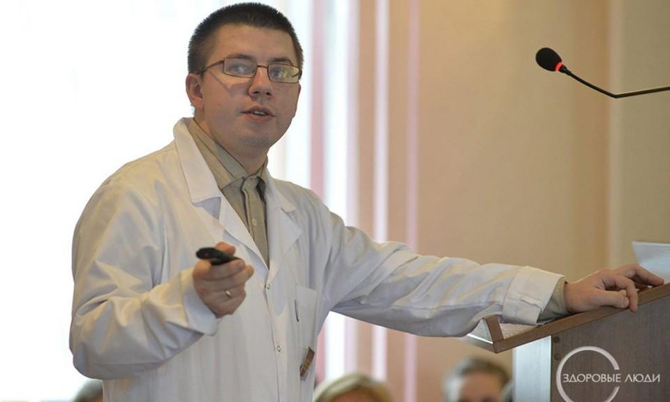 К вакцинации в принципе Никита Соловей относится положительно, но считает, что должны быть убедительные данные об эффективности вакцин. Фото bel.24health.by