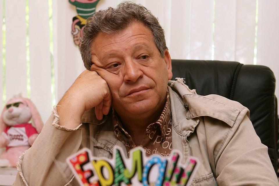 """Борис Грачевский не успел передать дело всей жизни """"Ералаш"""" наследникам."""
