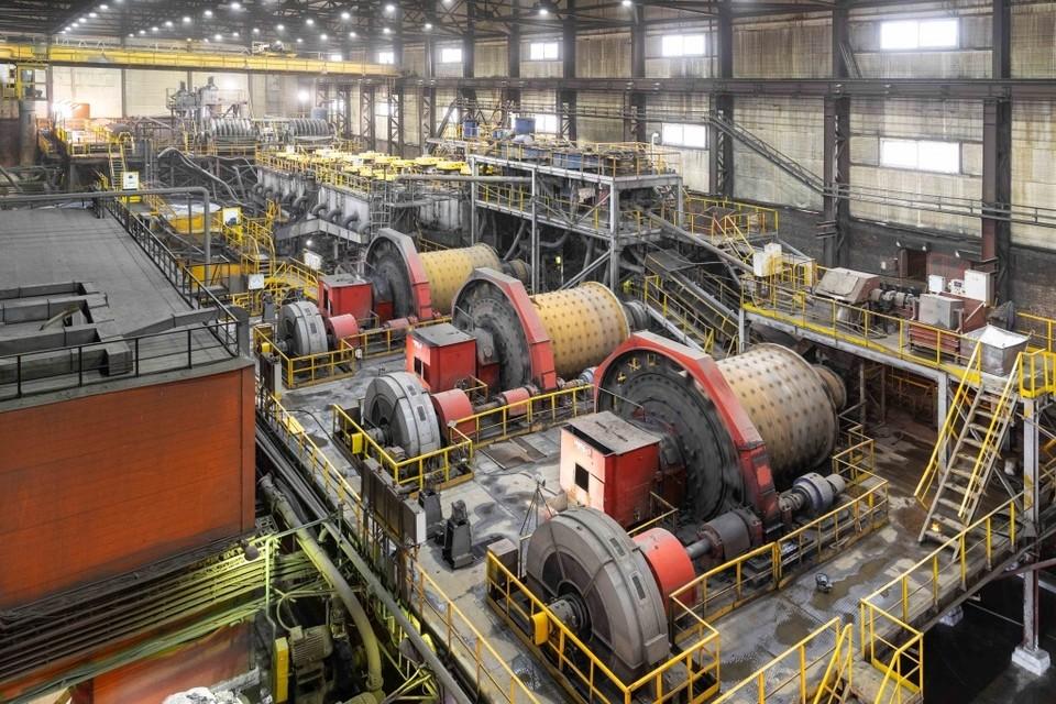 Мощности предприятия позволят повысить производительность переработки текущих шлаков медеплавильного производства.