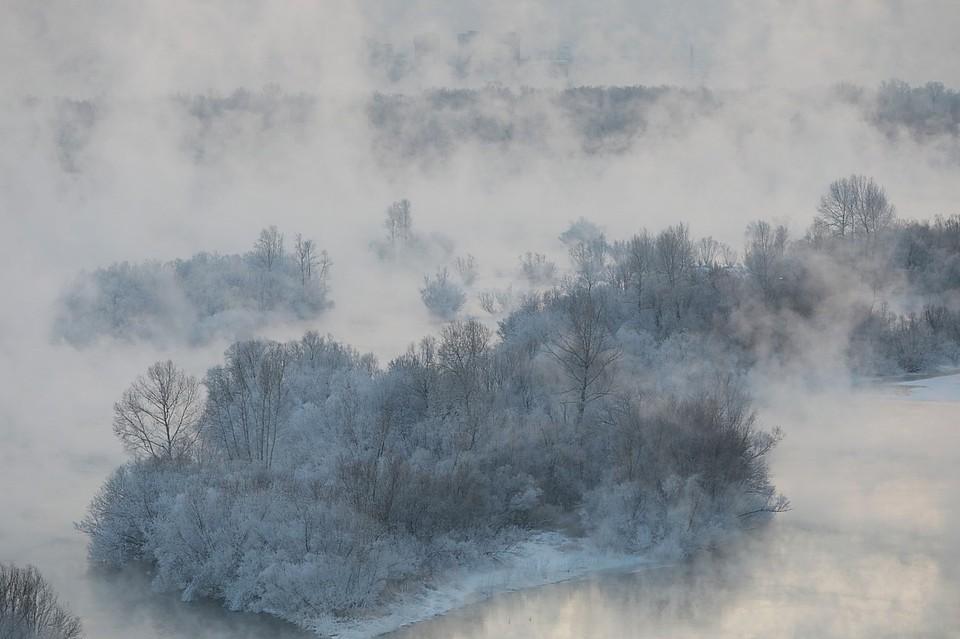 В Якутии зафиксировали -58 градусов мороза