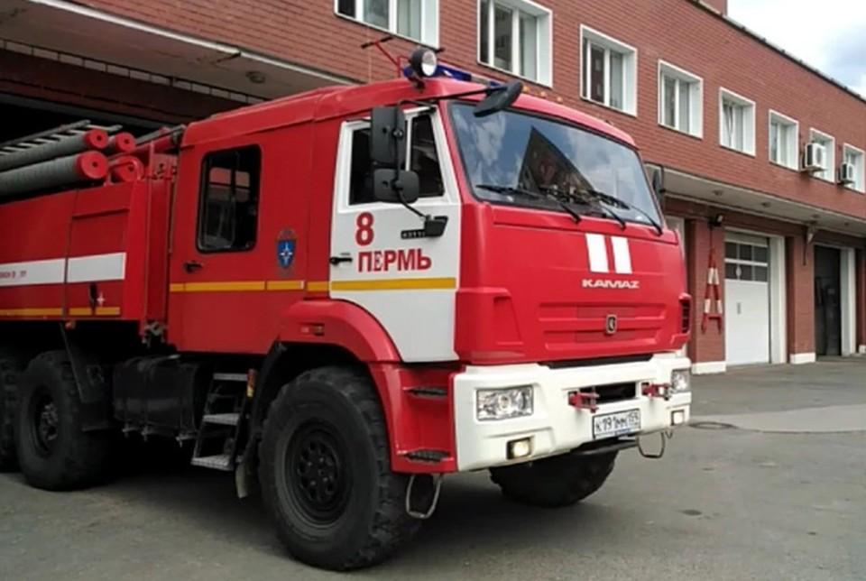 Фото: ГУ МЧС по Пермскому краю.