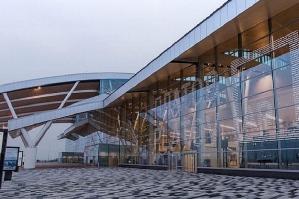 Ростовский аэропорт Платов. Фото: Архив КП