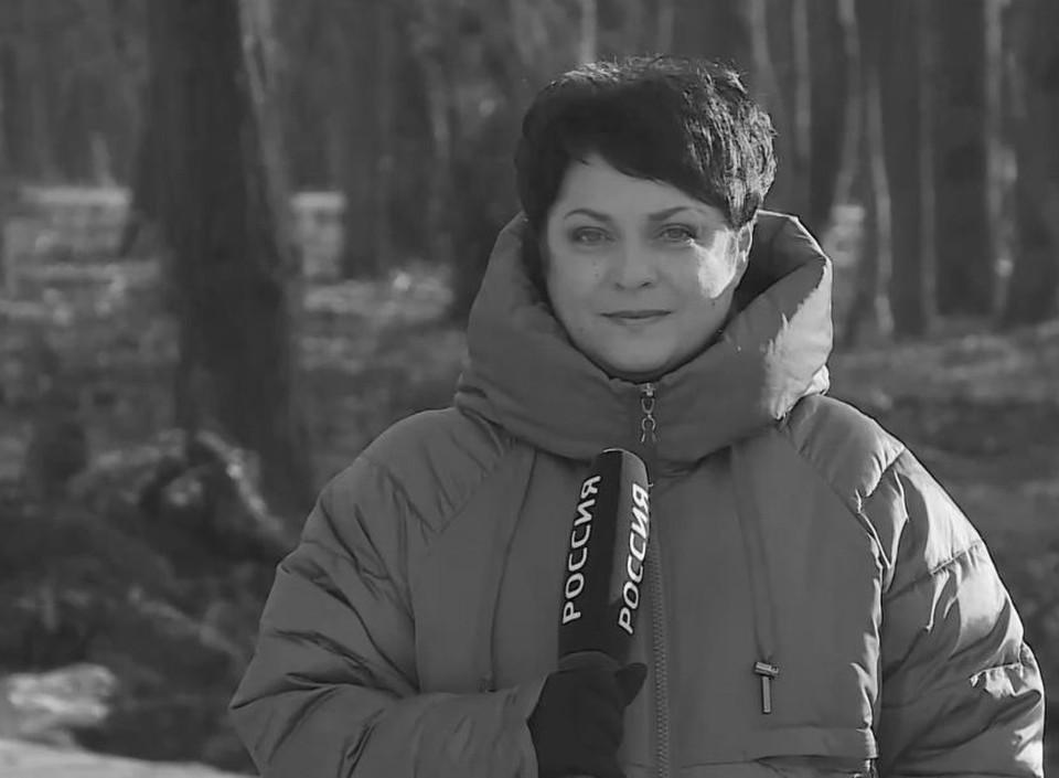 От коронавируса скончалась орловская журналистка Оксана Гранн