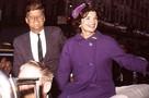 «От Жаклин Кеннеди до Мелании Трамп»: Как одевались американские Первые леди на инаугурацию