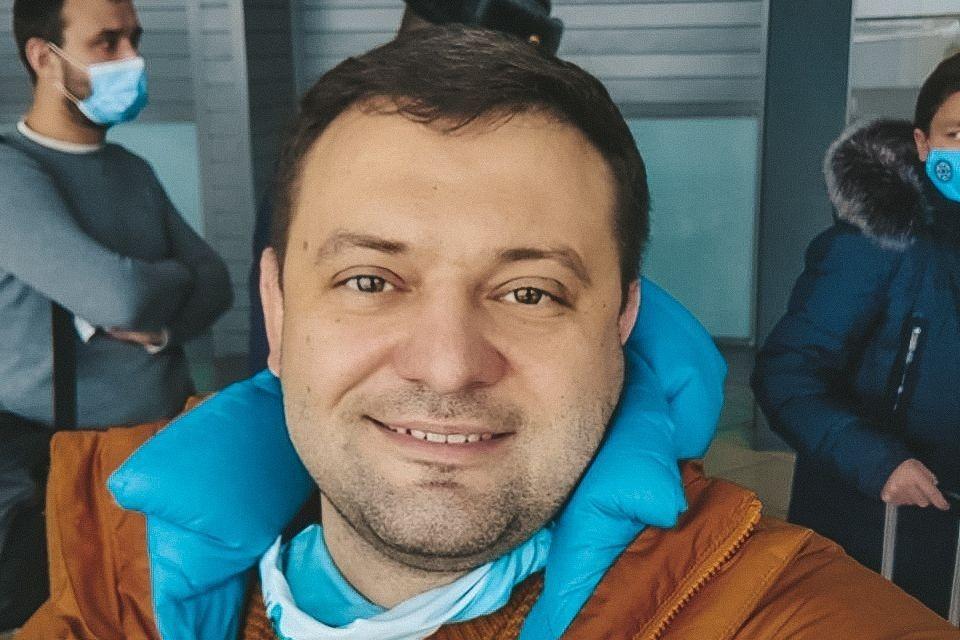 Сергей Бойко. Фото: vk.com.