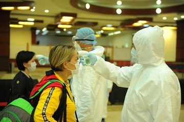 С 23 января ПЦР-тест стал обязательным для прилетающих на родину кыргызстанцев