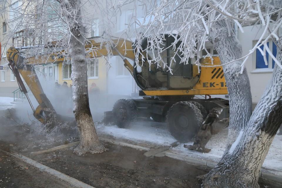 На Алтае из-за морозов возможны аварии на объектах ЖКХ