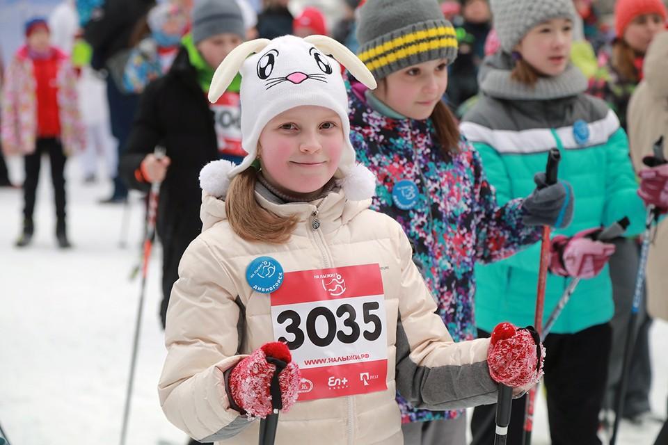 В Красноярском крае стартует фотоконкурс «На лыжи!»