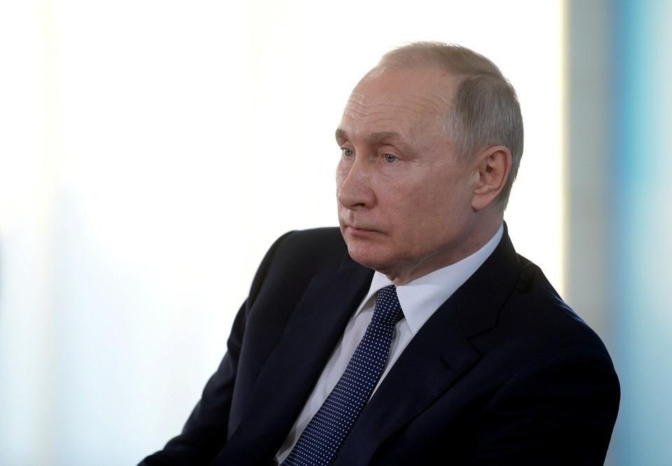 """Путин заявил, что ничего из фильма """"Дворец для Путина. История самой большой взятки"""" не принадлежит ему"""