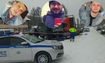 «Последние секунды жизни попали на видео». Трое 23-летних парней погибли на трассе Воткинск – Чайковский