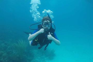 Дайвинг в Сочи: пройти подводный квест и исследовать затонувший военный корабль