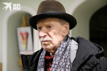 Иван Краско об «отцовстве» в 90 лет: Я им сразу сказал: «Побойтесь бога»