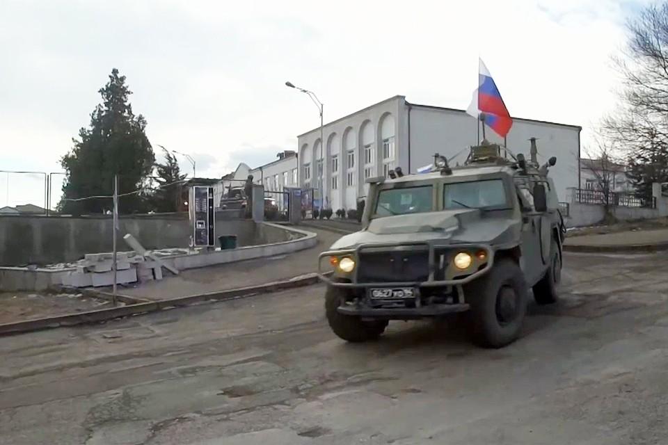 Личный состав Совместного Центра, представленный на паритетной основе от российской и турецкой сторон, будет выполнять задачи по мониторингу обстановки