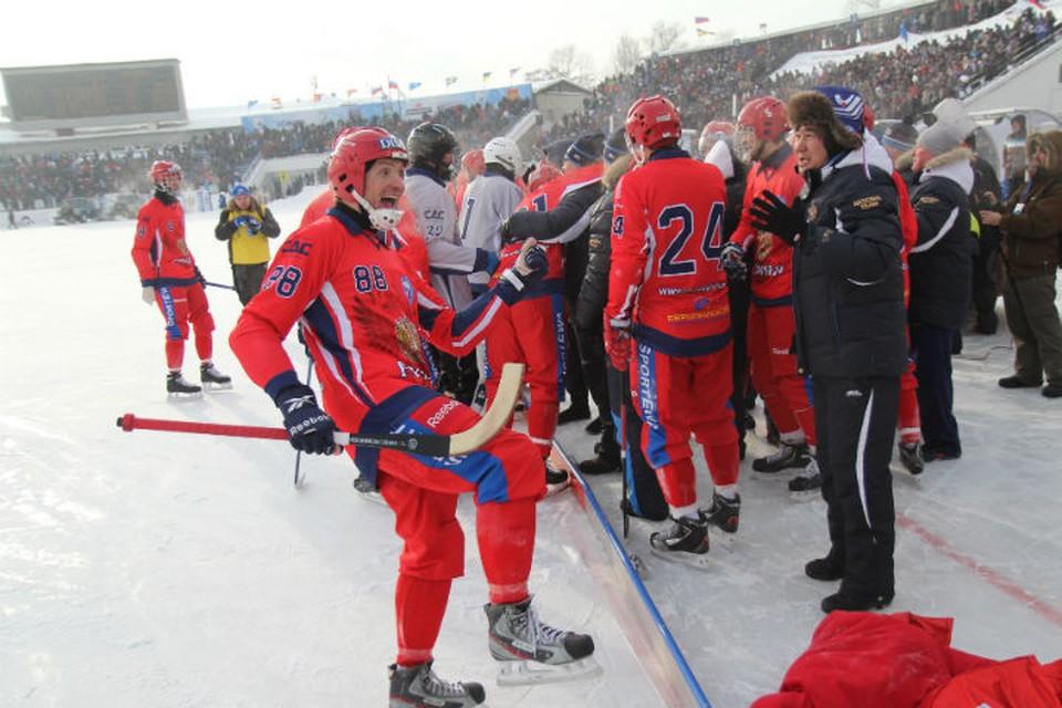 Чемпионат мира по хоккею с мячом в группе А пройдет в Иркутске в октябре 2021 года