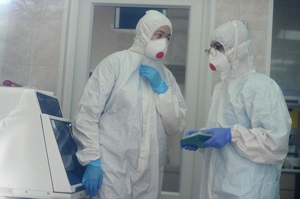 Разработка «Медсинтеза» показала высокую эффективность при очаговых вспышках коронавируса
