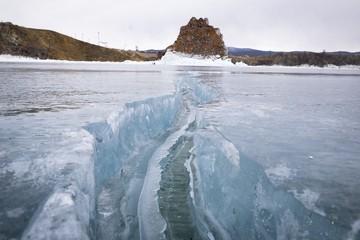 Землетрясение силой в 3 балла произошло на Байкале 4 февраля