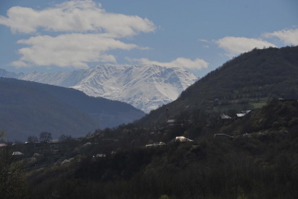 14 человек пропали в горно-лесистой местности Сунженского района
