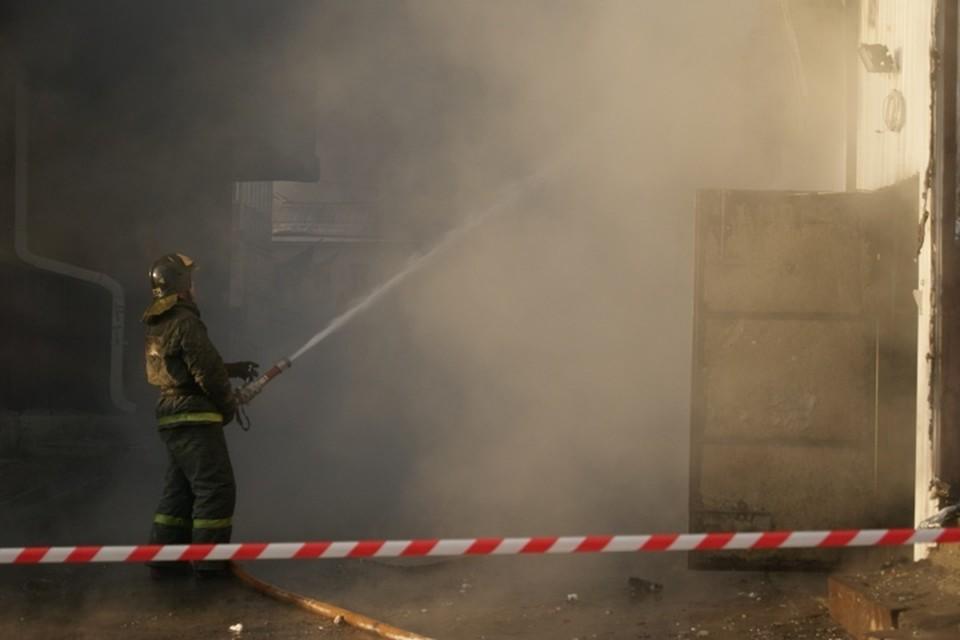 Житель Иркутска погиб 9 февраля на пожаре в доме на улице Карбышева