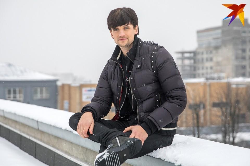 Дима Колдун собирается 13 марта дать в Минске акустический концерт