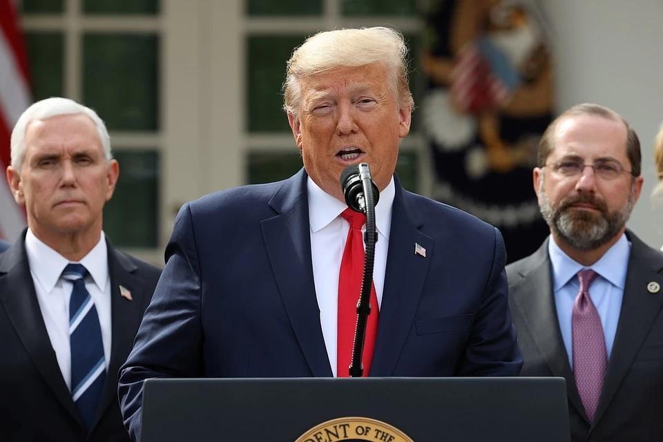 Cенат Конгресса США назвал импичмент Трампа конституционным