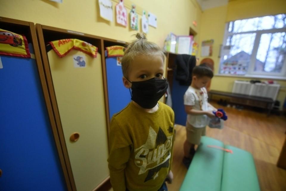 Среди заболевших ОРВИ за неделю 56,6% составляют дети в возрасте до 14 лет.