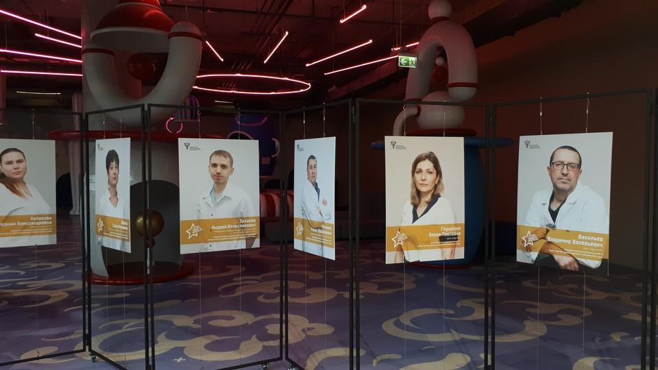 """Выставка """"Герои нашего времени"""" в Хабаровске"""