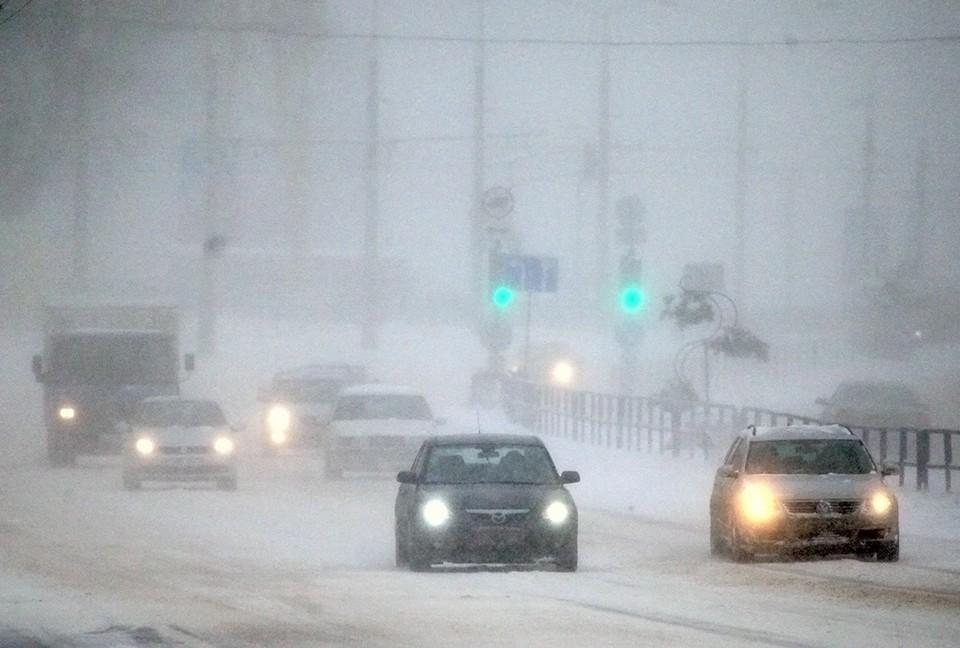 Вчера, 9 февраля, в Мурманске выпало 4 миллиметра осадков, а в Никеле и Ура-Губе по 7 миллиметров.