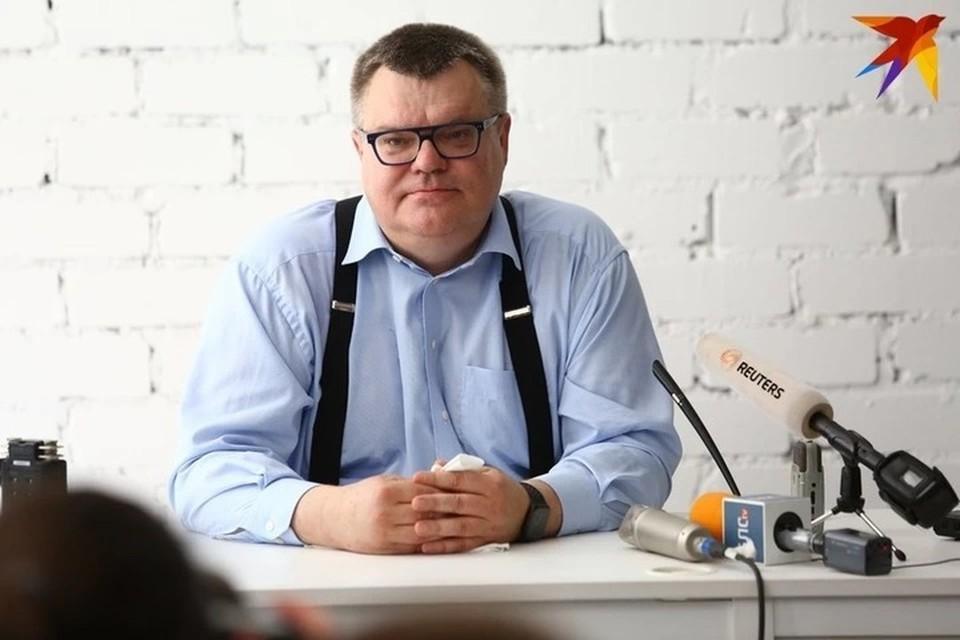 """Бабарико заявил, что в Беларуси реализуется сценарий романа """"Осень патриарха"""""""
