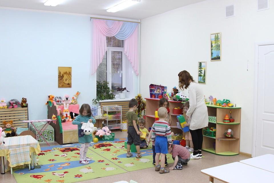 Заведующие детских садов смогут решить и возобновлять ли им работу дополнительных секций и кружков