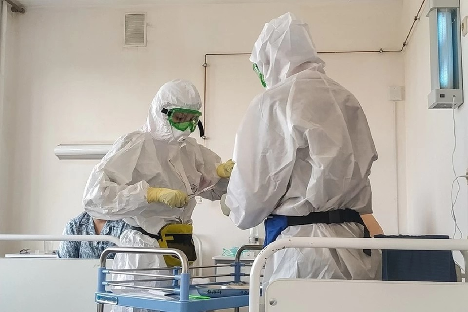 От коронавируса умерли еще 7 мужчин.
