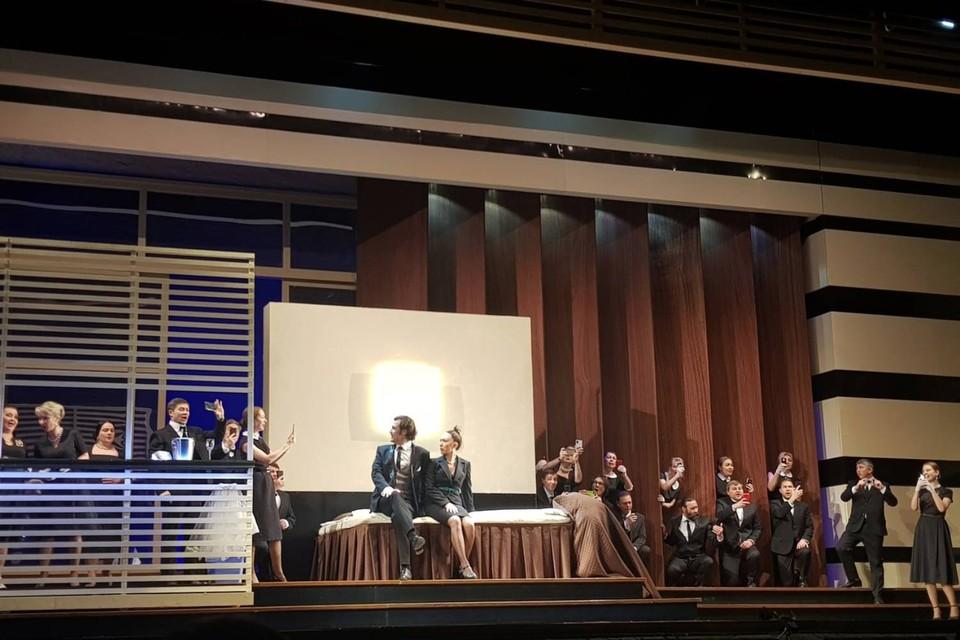 Нижегородцы смогут увидеть современную постановку оперы.
