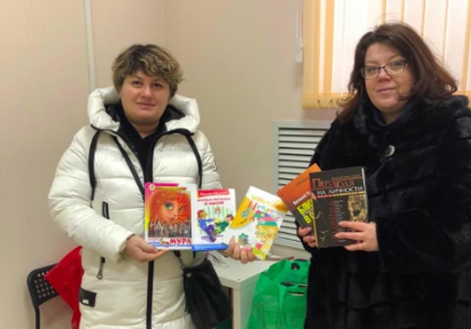 620 книг собрали жители Сормова для сгоревшей библиотеки в селе Макарий