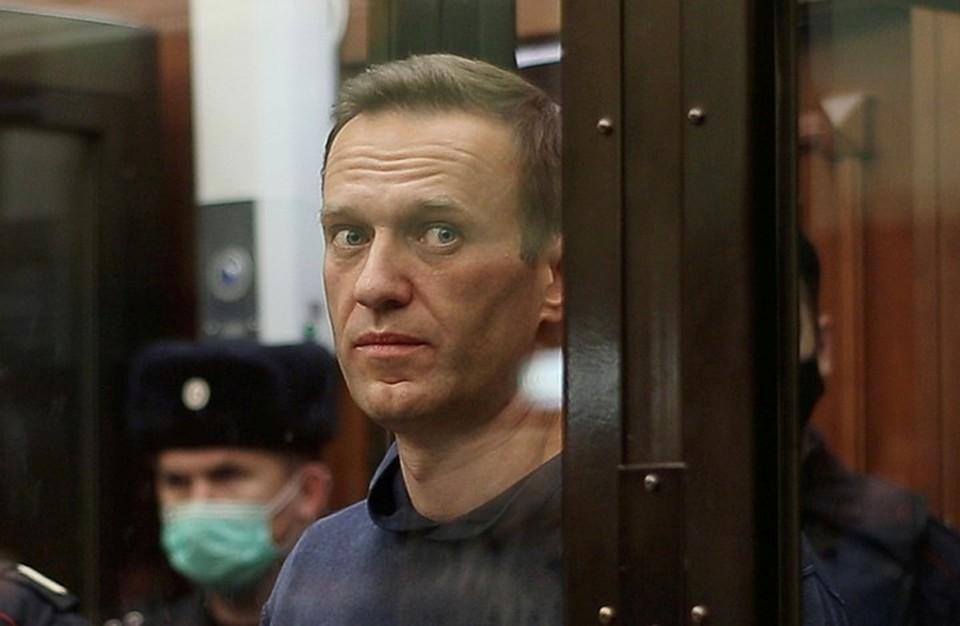 Суд над Алексеем Навальным 12 февраля 2021 год